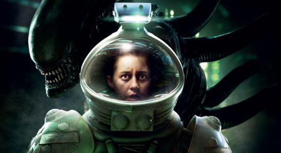 La teniente Ripley con la criatura detrás. Foto: 20 Thentury Fox