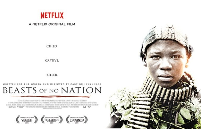 'Beasts of no nation' - Fuente: Geeky Gadgets
