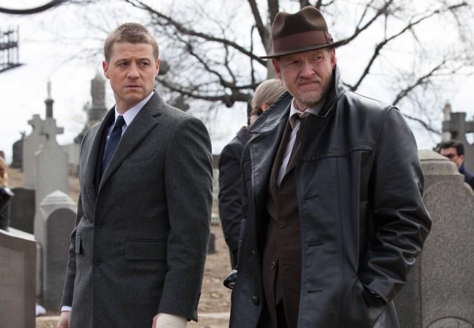 Gordon y Bullock, la pareja protagonista