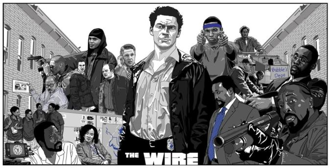 The Wire - Fuente: niuss.es
