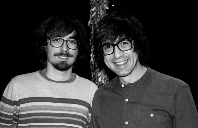 Diego Fortea y Luis Piedrahita. Fuente: Facebook
