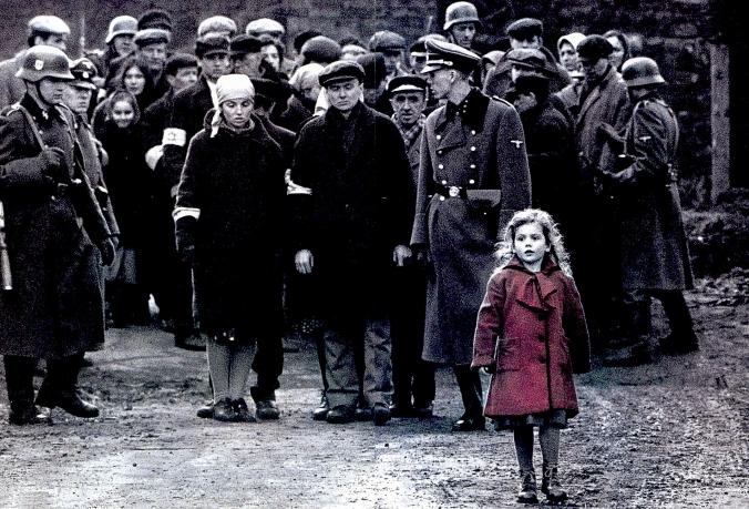 Escena de ' La lista de Schindler'.