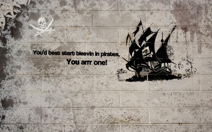 Piratería (1)