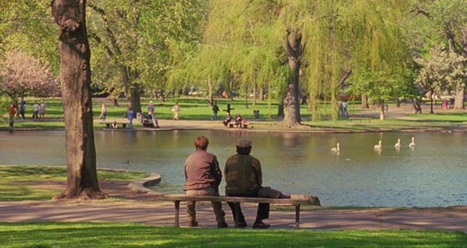 Public-Garden-Boston-Matt-Damon-Robin-Williams