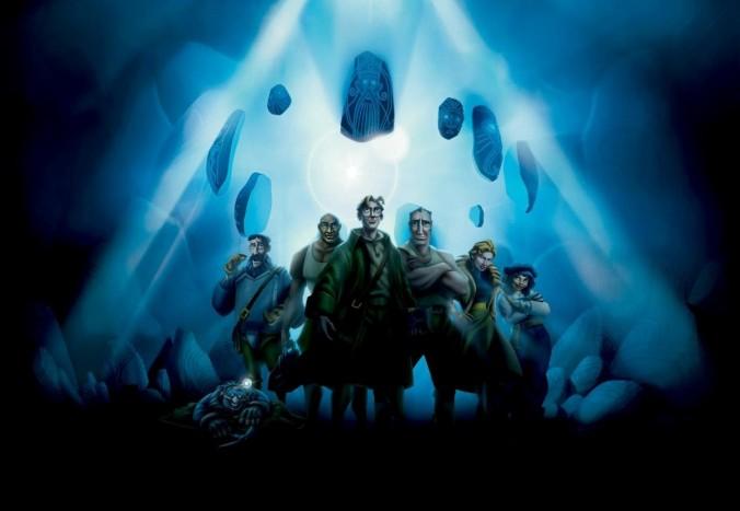 41 - Atlantis, el Imperio Perdido (2)